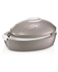 Thermobehälter für Essen (3 Liter) zum Warm- und Kalthalten in verschiedenen Farben