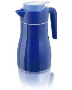 Thermoskanne Allegra 1Liter von enjoy in blau