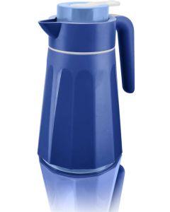 Thermoskanne Liberty 1Liter von enjoy in blau