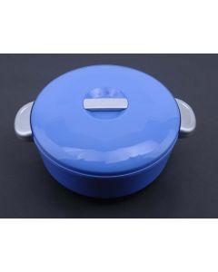 Prisma Thermotresor - rund - blau