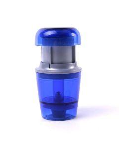 Weinverschluss Vacu-Wine in blau